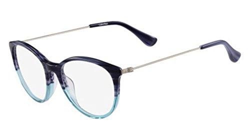 CK CK5928 416 -50 -17 -135 cK Brillengestelle CK5928 416 -50 -17 -135 Oval Brillengestelle 50, Blau