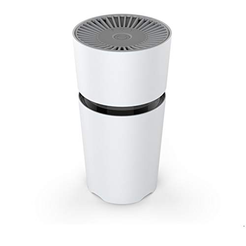 Why Choose Mini Air Electrostatic Purifier,Filter Air Purifier for Home Bedroom car True HEPA Filter...