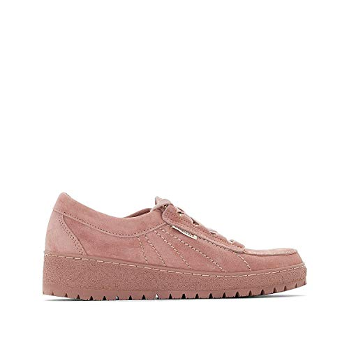 Mephisto Lady Suede Sneaker for Women pink (39 EU)