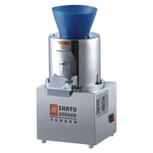 Food Processor Machine Stainless Steel Electric Vegetable Cutter and Meat Processor for Commercial and Home Use