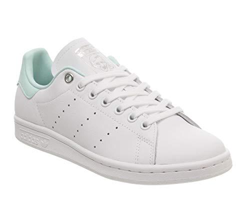 adidas Stan Smith Cf I AQ6274 MetsilMetsilFtwwht Schuhe