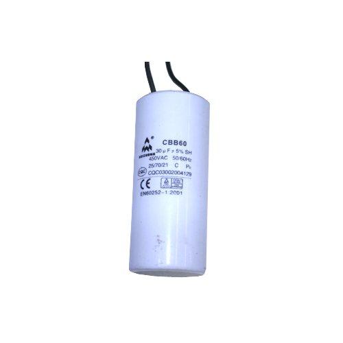 ATIKA Ersatzteil   Kondensator 30 µF für Holzspalter ASP 4 N/ASP 5 N