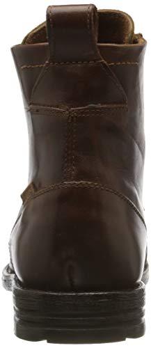 Levi's Herren Emerson Biker Boots, Braun - 3