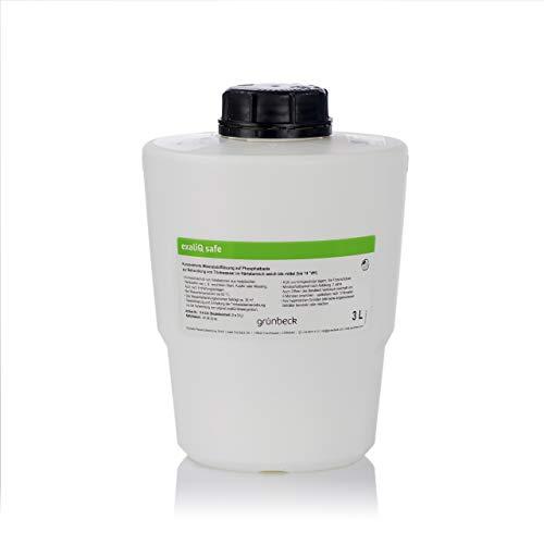 Grünbeck Dosierlösung Mineralstofflösung exaliQ safe 3 Liter Flasche 114032-3
