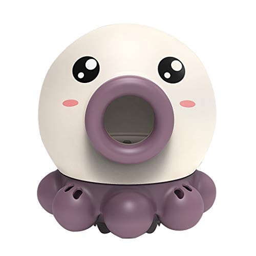 Mikiy Rotating Spray Water Octopus Bathtime Cartoon Toys Make The Baby Bath No Longer Boring Suitable for Boys and Girls