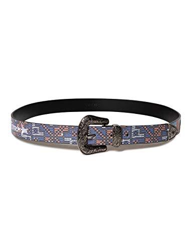 Desigual Belts Yesquere Cinturón para Mujer