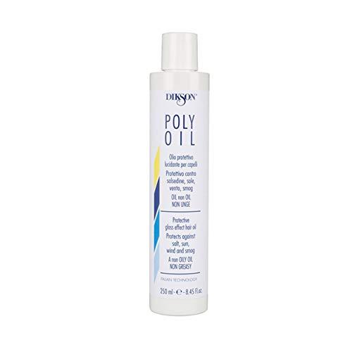 Dikson Poly Oil | Olio Protettivo Lucidante per Capelli 250ml