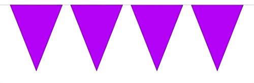 Folat 10 Metre fanions XL – Violet fête des Drapeaux