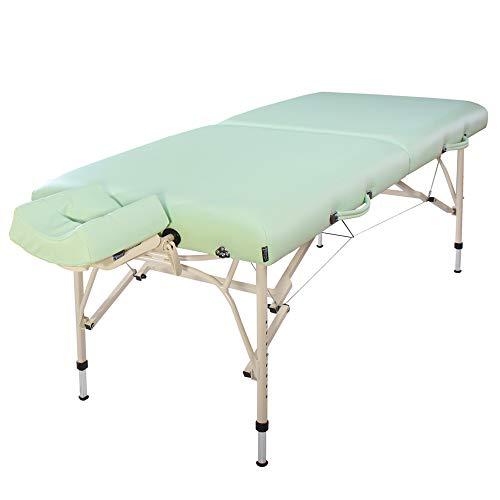 Master Massage Bel Air - Camilla de masaje plegable (71 cm, aluminio...