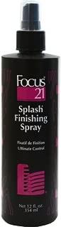 Focus 21 Splash Finishing Spray Ultimate Control 12 Oz by Focus