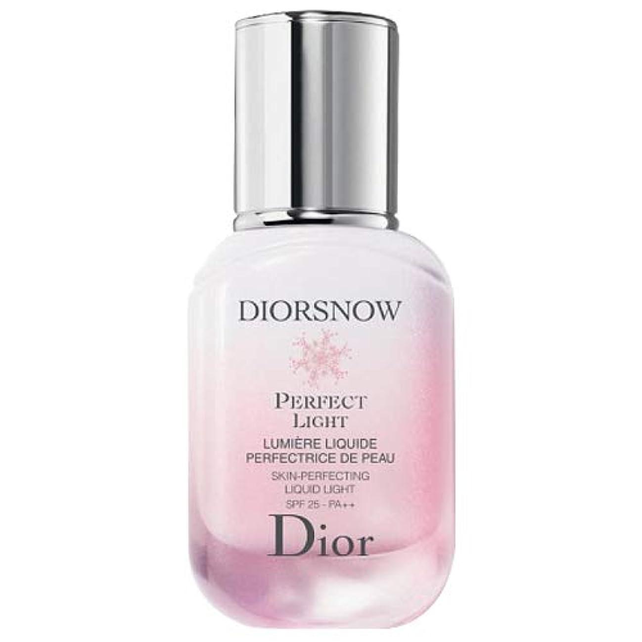 マオリアルコーブ浸すクリスチャンディオール Christian Dior スノーパーフェクト ライト SPF25/PA++ 30mL [並行輸入品]