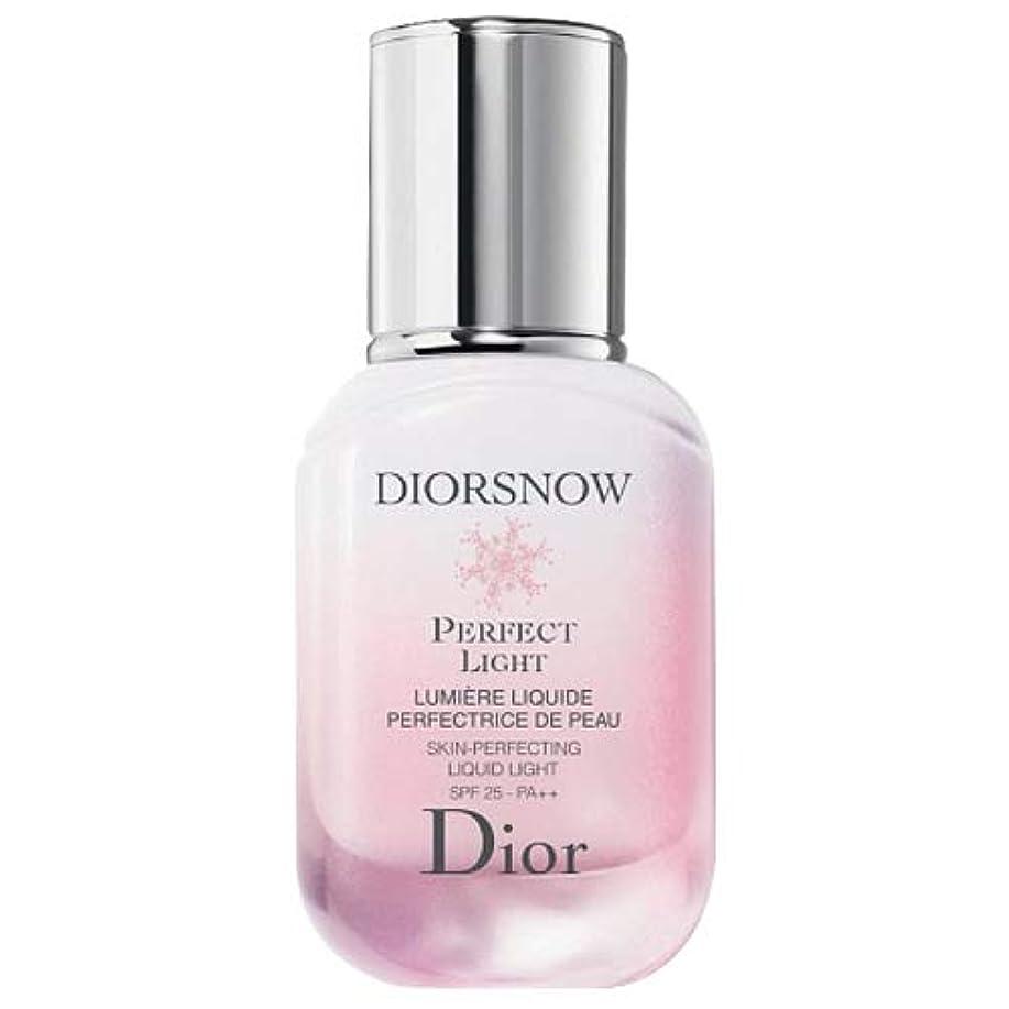 貢献するエール小競り合いクリスチャンディオール Christian Dior スノーパーフェクト ライト SPF25/PA++ 30mL [並行輸入品]