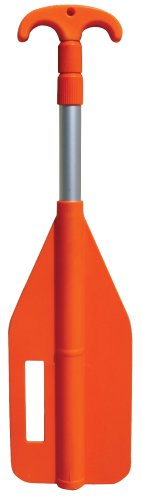 "Telescoping Paddle with Boat Hook, 24""- 72"""