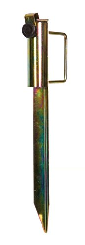 Palo per ombrellone – Ø 35 mm – zincato