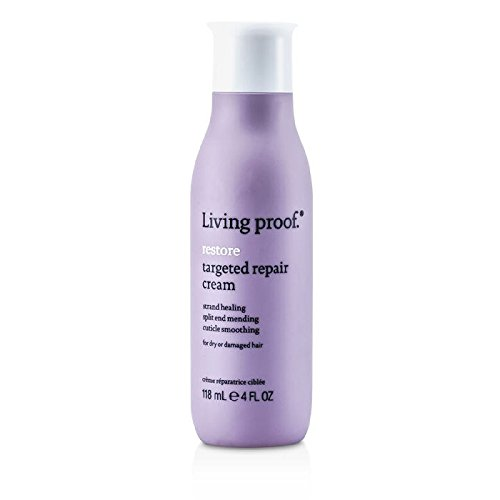 Living Proof - Restore Targeted Repair Cream (For Dry Or Damaged Hair) 118Ml/4Oz - Soins Des Cheveux
