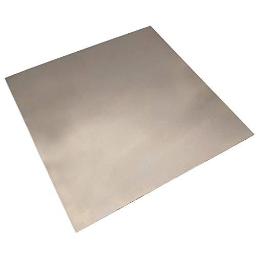 0.2mm x 200mm x 240mm Titanium Plate Ti Titan TC4 Gr5 Plate Sheet Foil