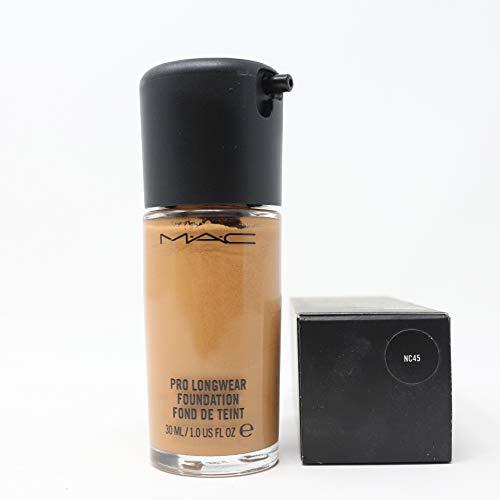 MAC Pro Longwear SPF 10 Foundation NC45, 30 ml