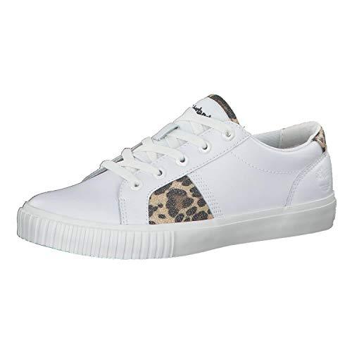 Timberland Damen Sneaker Skyla Bay White/Leo 37
