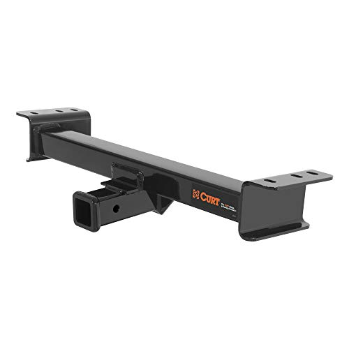 CURT 31042 2-Inch Front Receiver Hitch, Select Chevrolet, GMC C, K, Suburban, Blazer, Yukon, Tahoe