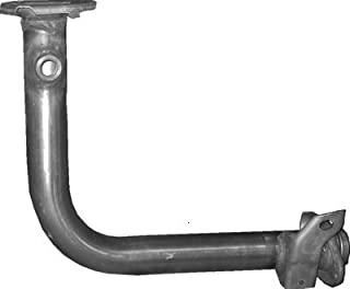 fits 206 1.1 HATCHBACK 60hp 1998-2001 ETS-EXHAUST 2880 Exhaust Front Pipe