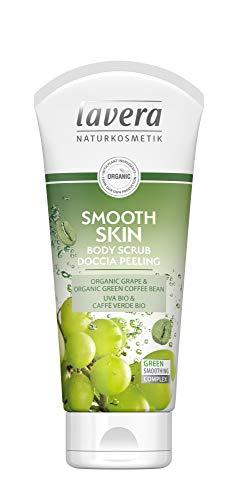 Lavera Smooth Skin Dusche Peeling 4 x 200 ml