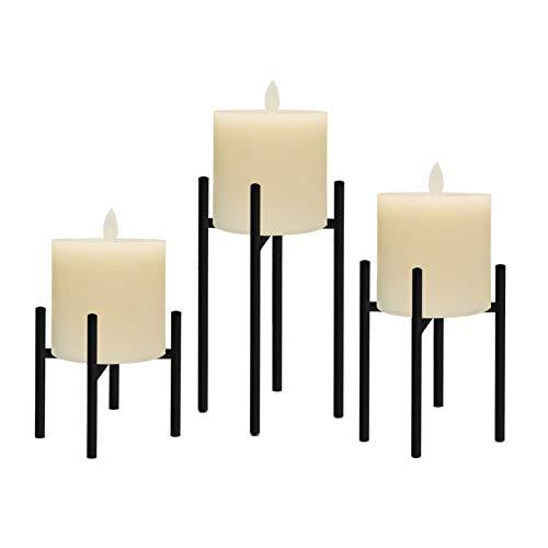 candelabro negro fabricante smtyle