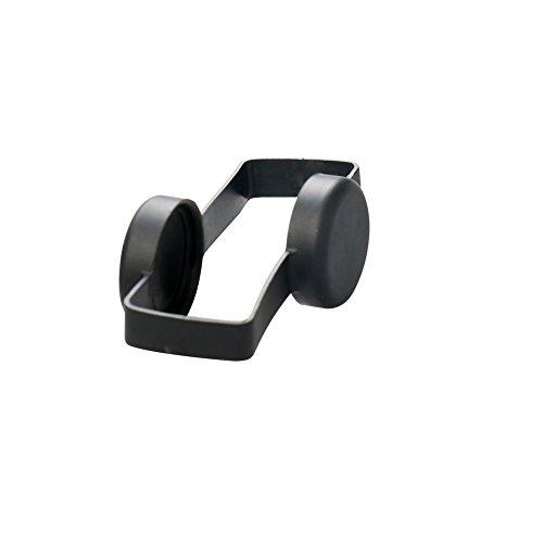 レンズキャップ Gopro Fusion専用 レンズカバー 汚れやホコリや傷を防ぐ シリコン製 Fusion-LensCap