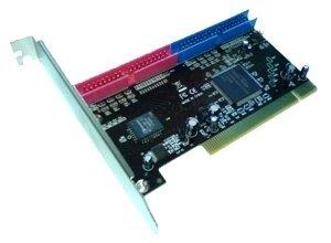 Kalea Informatique SIL0680 AC - Tarjeta para controlador (IDE, 2 puertos independientes o RAID 0,1, PCI Express, chipset)