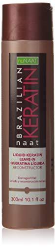 Nunaat - Liquid Keratin Leave In Reconstructor - Volume : 300 ml.