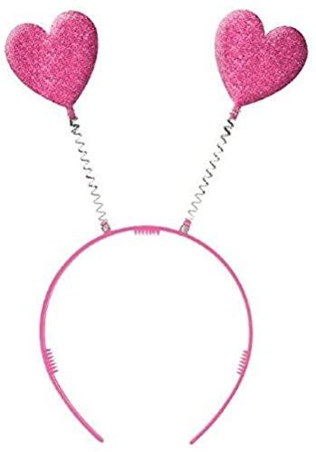 Amscan headboopper, 10 1/4 x 4 1/2 inches, Pink