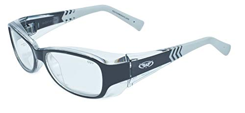 Global Vision Eyewear Safety Series RX-E in Clear UV400 Filter & ANSI Z87.1-2010 Standards