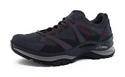 Lowa Lennox Sportschuhe Damen Wanderschuhe Wanderschuh Grau Sport, Schuhgröße:EUR 41.5 | UK 7.5