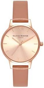 Olivia BurtonSunray Dial Ladies Watch (OB16MD88)