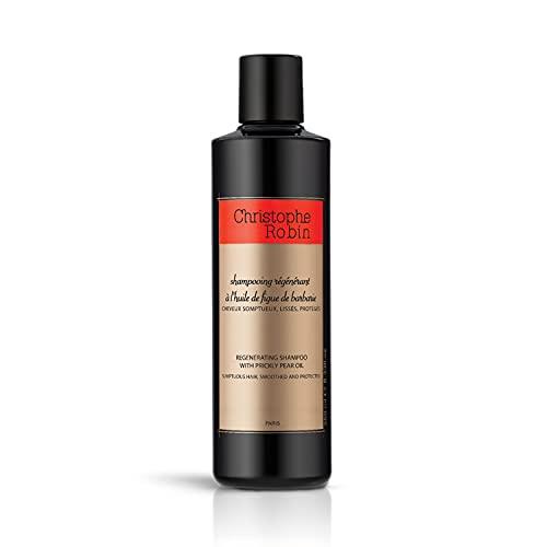 Christophe Robin Regenerating Shampoo with Prickyl Pear Oil Haarshampoo 250 ml