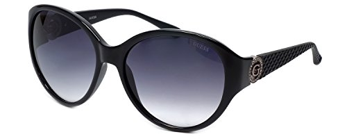 Guess Occhiali da sole GU7347 C60 C38 (Black/Gradient Smoke Lens)