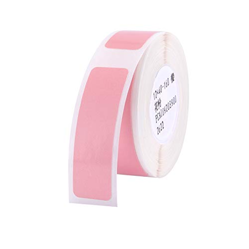 Aibecy Thermal Printing Label Paper Barcode Price Size Name Blank Labels Waterproof Tear Resistant 1240mm 160pcs/roll for Home Organizer Supermarket Store Catering