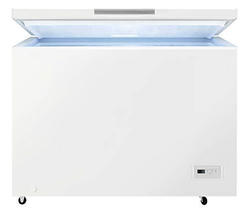 AEG AHS531EXLW Gefriertruhe 308l Nutzinhalt Rollen Temperaturalarm EEK: A++