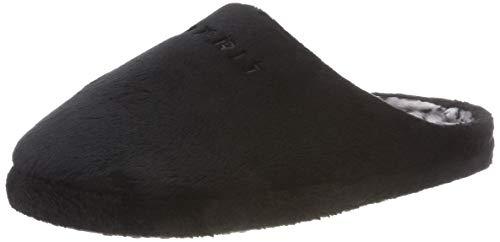 ESPRIT Damen Stitchy Mule Pantoffeln, Schwarz (Black 001), 37 EU