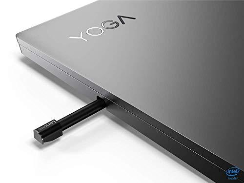 Lenovo Yoga C940 15.6' FHD IPS 500nits Touch 2-in-1 Laptop, i7-9750H, Webcam, Backlit Keyboard, WiFi 6, Thunderbolt 3, GTX 1650 Max-Q, Windows 10, 12GB RAM, 1024GB PCIe SSD, Lenovo Pen, Woov 32GB SD