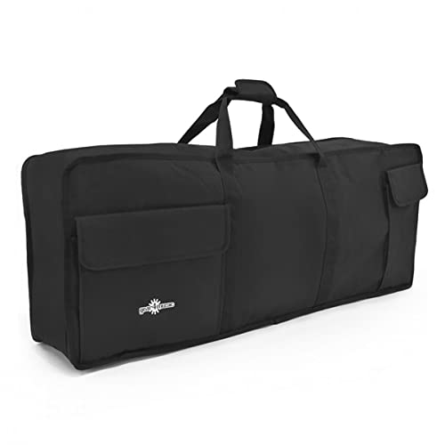 88 Key Keyboard Bag with Padding and Straps by Gear4mus