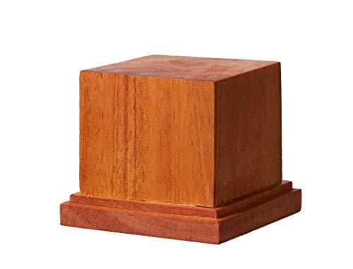 GSIクレオス 木製ベース 角型 M ホビー用ディスプレイベース DB002