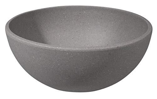 zuperzozial große Schale für Müsli/Salat, Durchmesser: 15,8cm