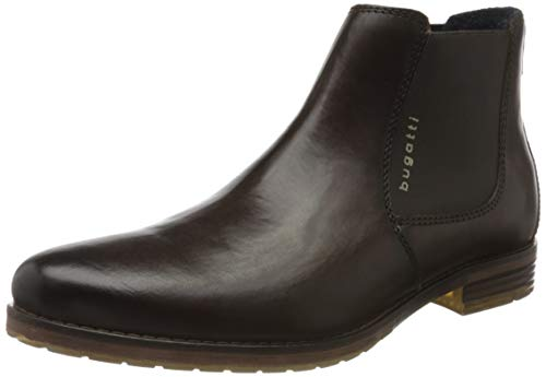 bugatti Herren 311810601000 Schuhe, Braun (Dunkelbraun 6100), 46 EU