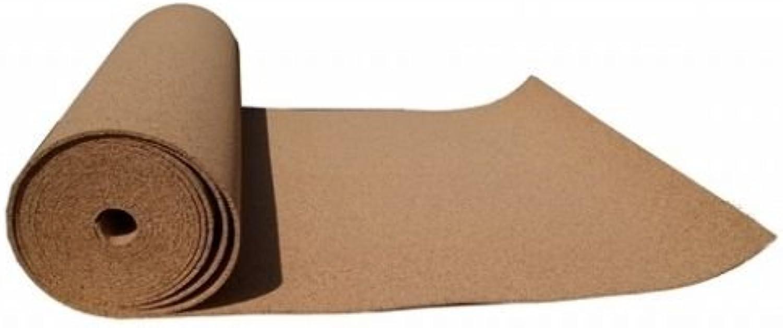 1 M x 5 M x 8 mm, Für Akustische Pinnwand Korkplatte, Strke 8 mm, 5M2