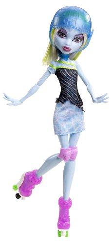 Monster High - Muñeca Abbey Bominable Roller Maze (Mattel BGR29)