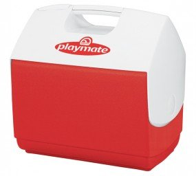 IGLOO Eisbox / Kältebox Little Playmate Elite 6,6 Liter rot