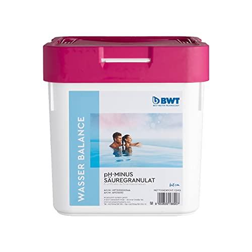 BWT pH-Minus Säuregranulat 7,5kg