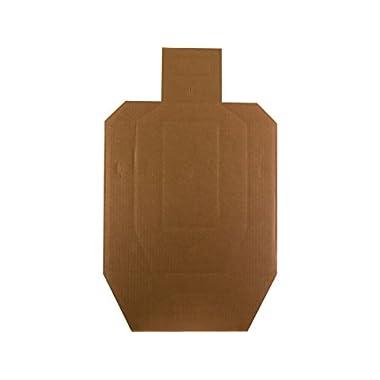 MidwayUSA Official USPSA Target Cardboard Pack of 25