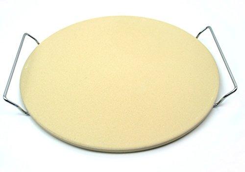Küchenprofi Pizzastein, Stein, Braun, Ø 30, 5 cm