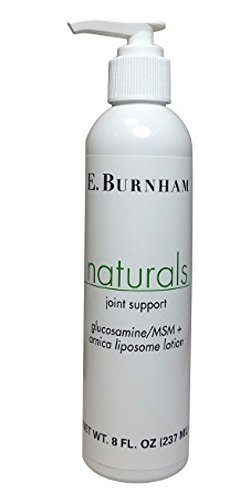 Learn More About Naturals Joint Support 8 Fl. Oz. - E. Burnham